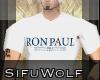 SW|Ron Paul 2012 Tee (M)