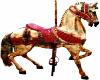 Carousel Horses DJ Light