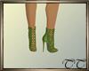 Natalia Green Shoes