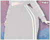 ♪ track pants - grey