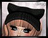 {Brag} Cat Hat | Black