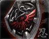忍 Dark Hylian Shield