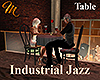 [M] Industrial Table