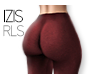 I│Leggings Red RLS