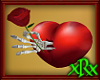 Boney Valentine Rose