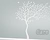 C| nursery white tree