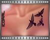 c }Tattoo - Birds Chest