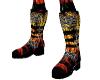 fire warrior boots