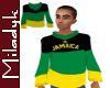 MLK Jamaican Hoodie