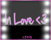 *SVG* In Love Sign