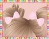 :A: Kid Rosa Piggie Bow