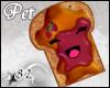 *82 PBJ Toast
