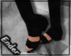 ☩ Swordswoman Sandals