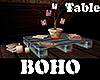 [M] BOHO Table