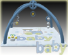 Baby Boy Playmat