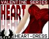 -cp Heart dress