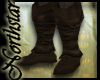 ~NS~ Guard leather boots