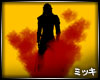 ! Red Smoke Effect