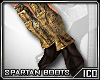 ICO Spartan Boots M