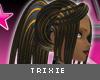 [V4NY] Trixie Bk/gold