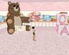 baby girl nursery room