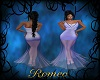 Ramona Purple Gown