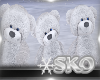 *SK*WINTER SNOW BEARS2