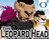 Leopard Head -Mens Evil