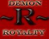 Royal Leg Plate R