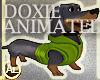 DOXIE DACHUND ANIMATED