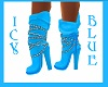 BOOTS~ICY BLUE