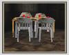 Ratchet Card table