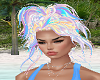 Rainbow Summer Hair