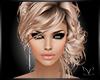 Blond Messy UpDo CC