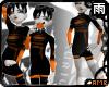Curi Dress - Orange