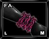(FA)WristChainsOLML Pink