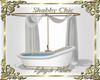 shabbychic bathtub
