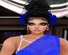 A/L   LEAF CROWN BLUE