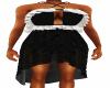 Black Lace Bliss Dress
