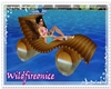 Wild Tiki float