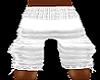 WHITE shorts (Male)