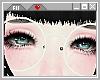 ☪ White Round Specs.