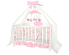 [K] Baby Girl Crib