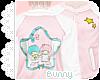 Twin Stars Jacket | Pink