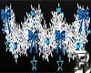 Christmas Garland Blue2