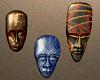 Tribal Mask Set