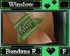 Winslow Bandana R F