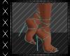 Teal Diamond Stilettos