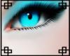 Neon Blue Eyes Unsx