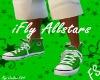 [Fs]ifly green Converse